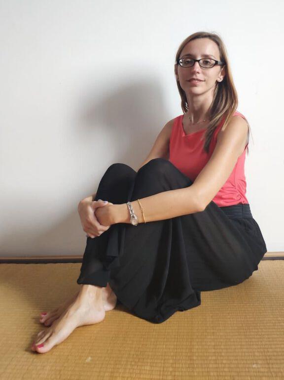 Margherita Benni psicologa specializzata in psicologia di ginecologicaMente